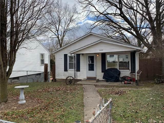 2135 Boda Street, Springfield, OH 45503 (#833253) :: Century 21 Thacker & Associates, Inc.