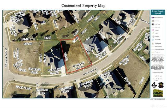 Lot 63 Jacob Hills Court, Bellbrook, OH 45305 (MLS #833265) :: The Gene Group
