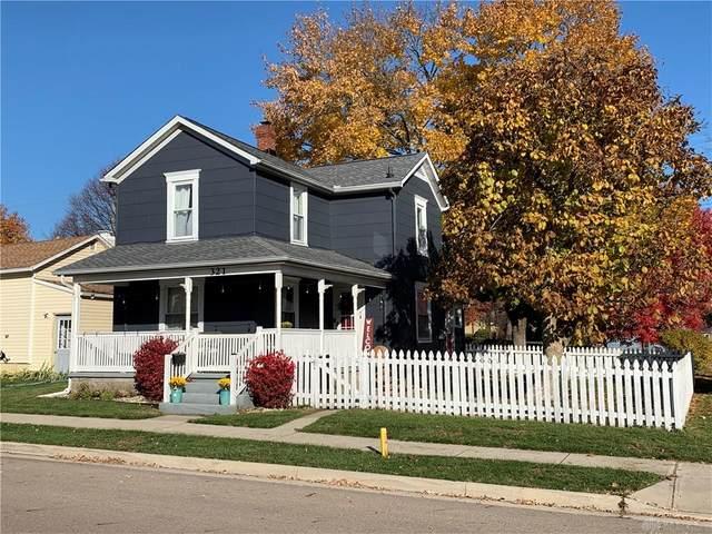 321 W Dow Street, Tipp City, OH 45371 (MLS #833287) :: Denise Swick and Company