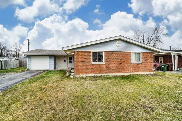 312 Huntsford Place, Trotwood, OH 45426 (MLS #833307) :: Denise Swick and Company