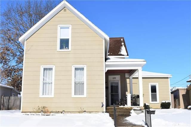 614 W North Street, Piqua, OH 45356 (MLS #833310) :: Denise Swick and Company
