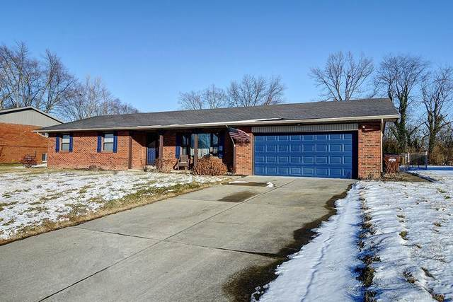 3558 Knollbrook Drive, Franklin Twp, OH 45005 (MLS #833590) :: Denise Swick and Company