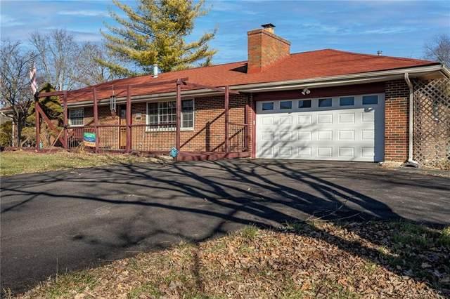 4184 Ridgetop Drive, Bellbrook, OH 45305 (MLS #833615) :: Bella Realty Group