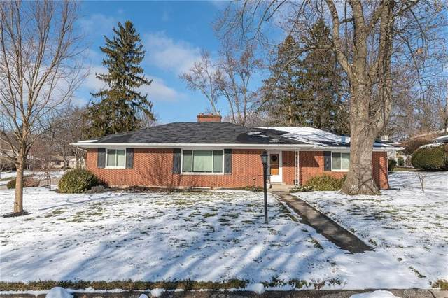 141 Snow Hill Avenue, Kettering, OH 45429 (MLS #833636) :: Denise Swick and Company