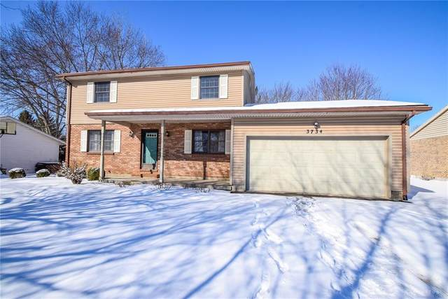 3734 N Lakeshore Drive, Jamestown Vlg, OH 45335 (MLS #833649) :: Denise Swick and Company