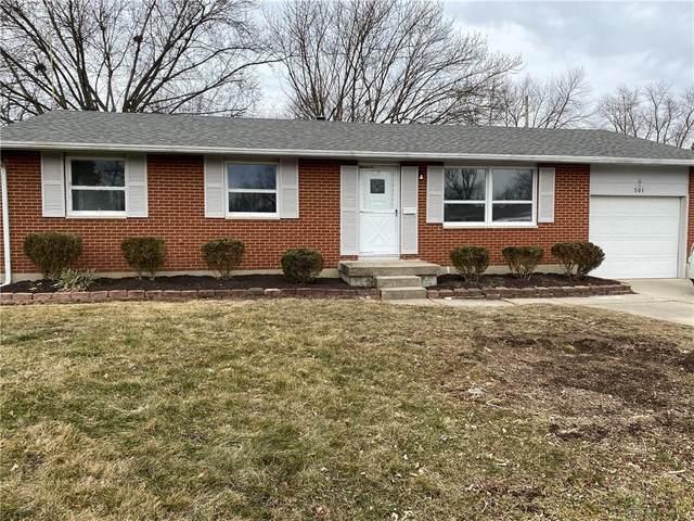 501 Lambert Lane, Englewood, OH 45322 (MLS #833657) :: Denise Swick and Company