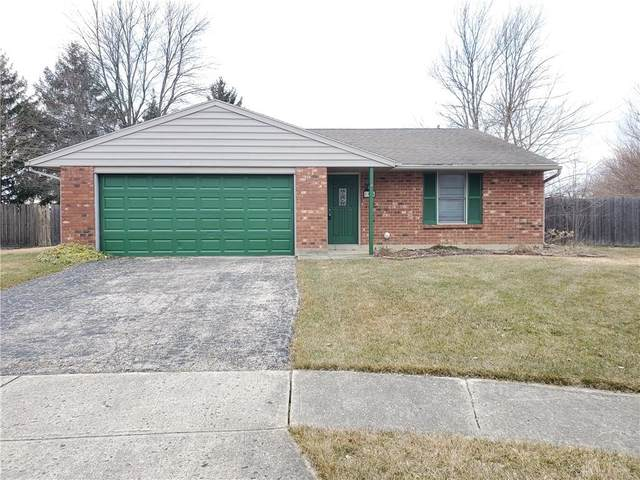 5964 Deer Park Place, Huber Heights, OH 45424 (MLS #833793) :: Denise Swick and Company