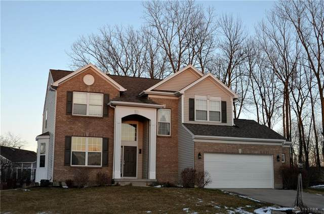 8808 Union Springs Court, Centerville, OH 45458 (MLS #833836) :: The Gene Group