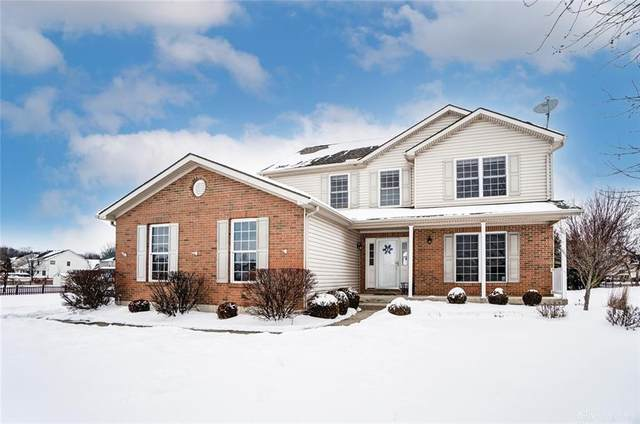 1330 Windsor Drive, Beavercreek, OH 45434 (MLS #833910) :: Bella Realty Group