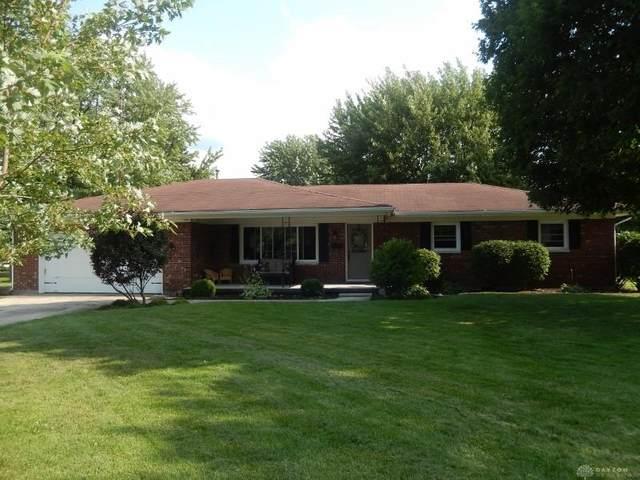 10 Greenmoor Drive, Arcanum, OH 45304 (MLS #833948) :: Denise Swick and Company