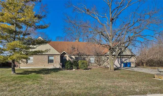 7601 Elru Drive, Clayton, OH 45415 (MLS #833964) :: The Westheimer Group