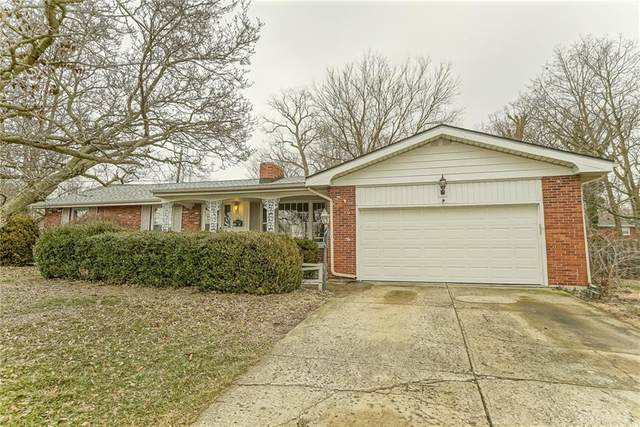 1152 Overlook Drive, Fairborn, OH 45324 (MLS #834111) :: The Gene Group