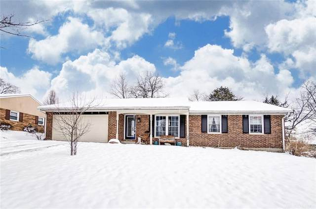 160 Teakwood Lane, Springboro, OH 45066 (MLS #834126) :: Denise Swick and Company