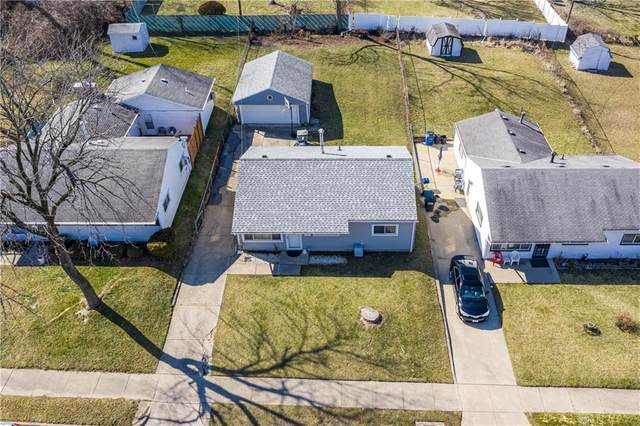 733 Ernroe Drive, Dayton, OH 45417 (MLS #834149) :: Bella Realty Group