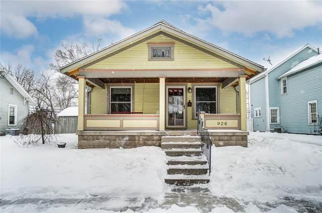 926 S Walnut Street, Troy, OH 45373 (MLS #834278) :: Denise Swick and Company