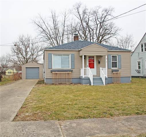 1706 Florence Street, Middletown, OH 45044 (MLS #834321) :: Denise Swick and Company
