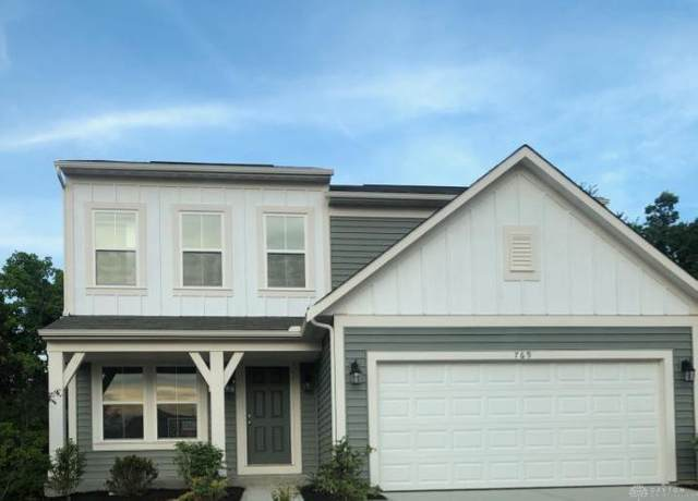 769 Emerald Drive, Maineville, OH 45065 (MLS #834337) :: Denise Swick and Company