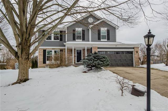 45 Turnberry Court, Springboro, OH 45066 (MLS #834380) :: Denise Swick and Company
