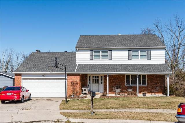 1305 Carlwood Drive, Miamisburg, OH 45342 (MLS #834386) :: The Gene Group