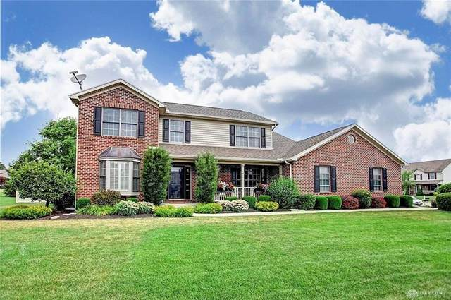 570 Brookmeade Court, Troy, OH 45373 (MLS #834478) :: Bella Realty Group
