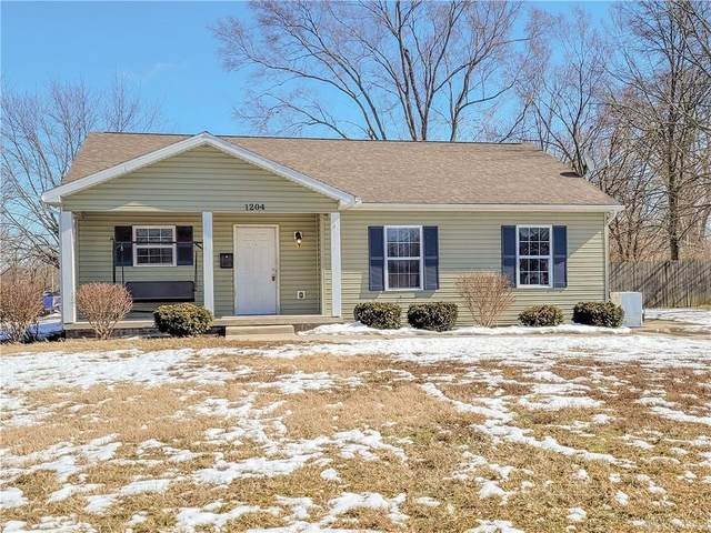 1204 Clement Avenue, Dayton, OH 45417 (MLS #834493) :: Denise Swick and Company