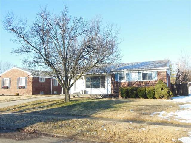 3603 Blocker Drive, Kettering, OH 45420 (MLS #834542) :: Bella Realty Group