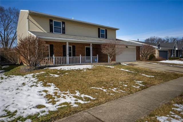8861 Davidgate Drive, Huber Heights, OH 45424 (MLS #834641) :: Denise Swick and Company