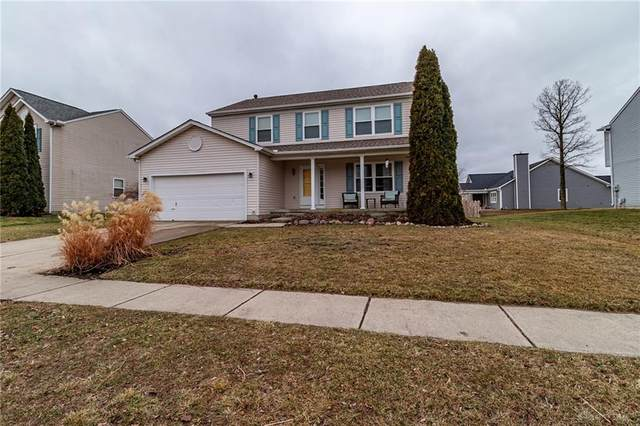 6635 Morrell Drive, Huber Heights, OH 45424 (MLS #834755) :: Denise Swick and Company