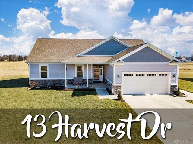 13 Harvest Drive, Arcanum, OH 45304 (MLS #834807) :: Denise Swick and Company