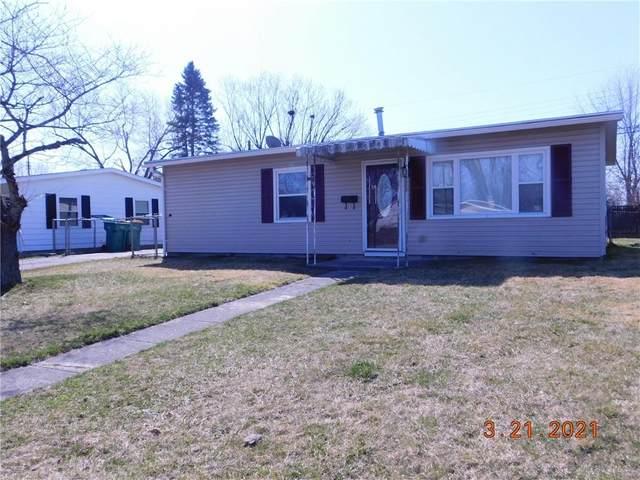 320 Fenwick Drive, New Carlisle, OH 45344 (MLS #834821) :: Bella Realty Group