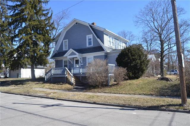 923 W Hillcrest Avenue, Dayton, OH 45406 (MLS #834836) :: Denise Swick and Company