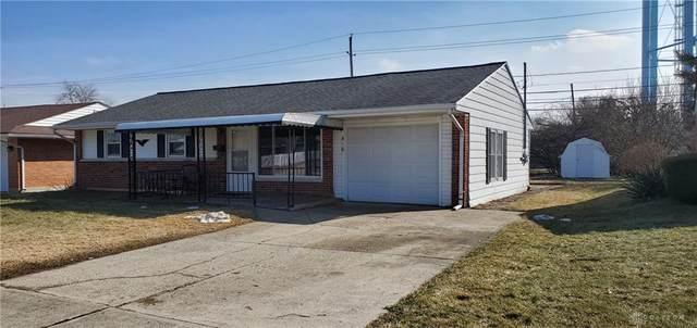 416 Buttercup Avenue, Vandalia, OH 45377 (MLS #834858) :: Denise Swick and Company