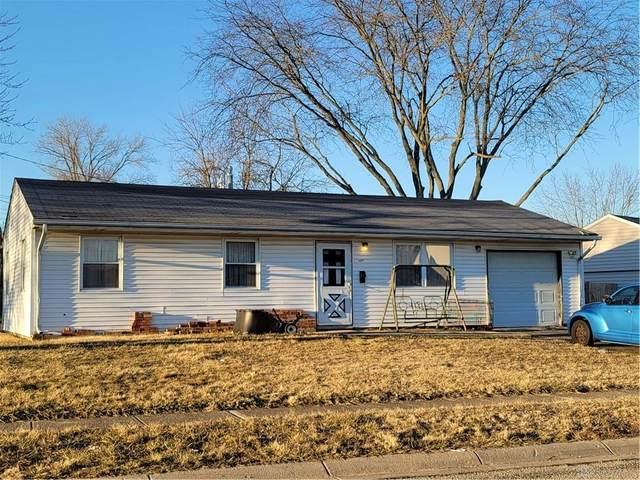1726 Hocker Drive, New Carlisle, OH 45344 (MLS #834864) :: The Westheimer Group