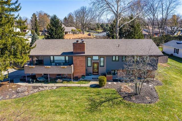 3838 Saint Andrews Drive, Fairborn, OH 45324 (MLS #834886) :: The Swick Real Estate Group