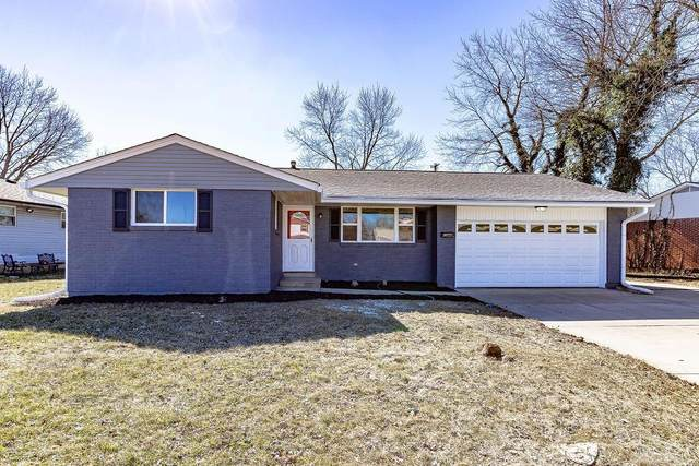 5032 Coulson Drive, Farmersville, OH 45417 (MLS #835018) :: The Gene Group