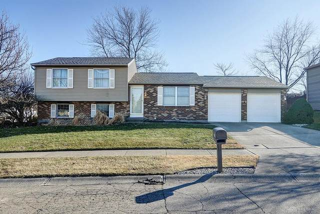 2416 Spring Valley Road, Miamisburg, OH 45342 (MLS #835028) :: The Gene Group