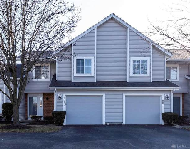 1079 Bay Harbour Circle, Centerville, OH 45458 (MLS #835045) :: The Swick Real Estate Group