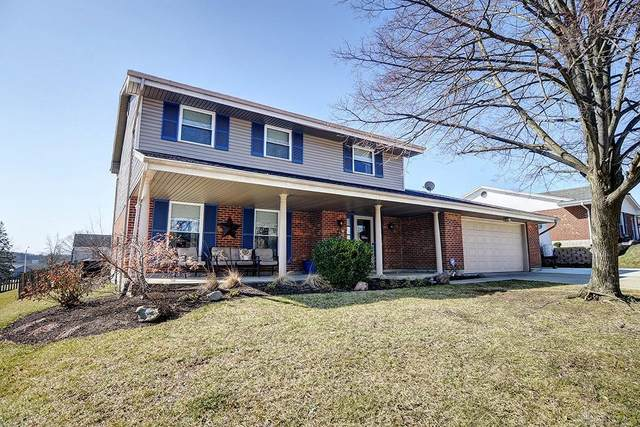 2134 Sherwood Forest Drive, Miamisburg, OH 45342 (MLS #835050) :: The Gene Group
