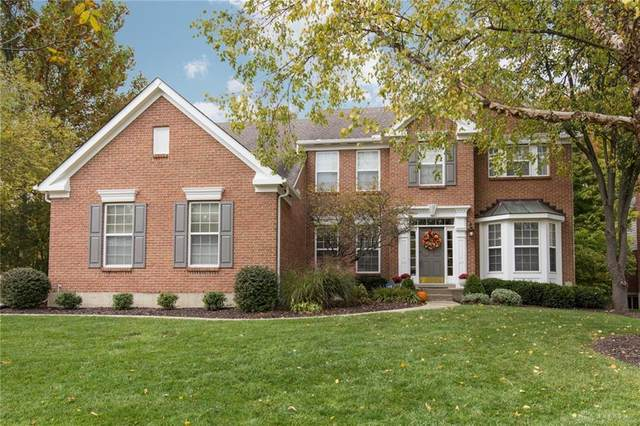 1717 Heritage Lake Drive, Centerville, OH 45458 (MLS #835062) :: The Westheimer Group