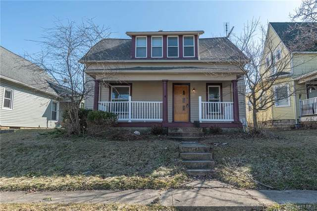 325 Grant Street, Sidney, OH 45365 (MLS #835108) :: The Swick Real Estate Group