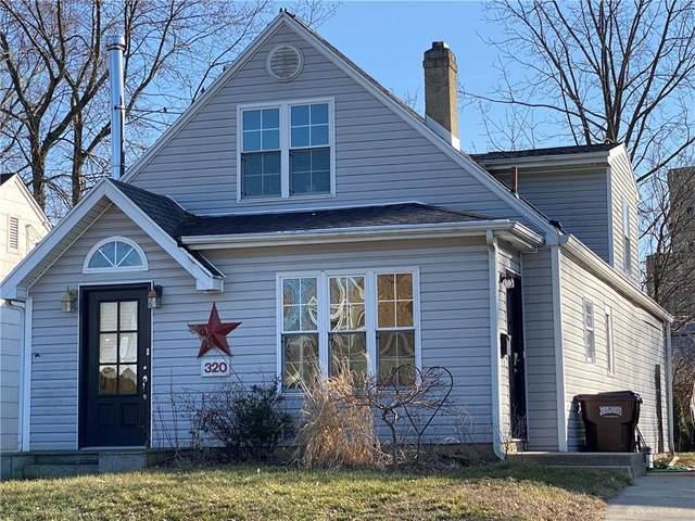 320 Mann Avenue, Fairborn, OH 45324 (MLS #835119) :: The Westheimer Group