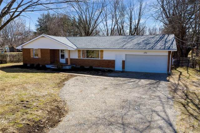 283 Old 122 Road, Clearcreek Twp, OH 45036 (MLS #835125) :: The Gene Group