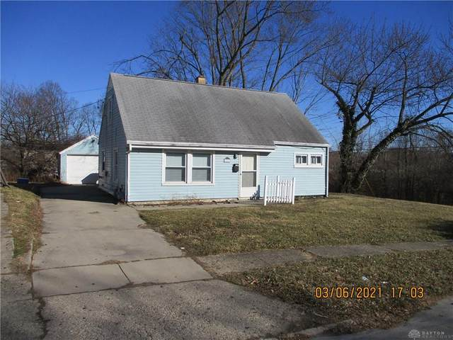 220 Valentine Drive, Mad River Township, OH 45431 (MLS #835135) :: The Gene Group