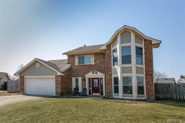 8669 Chauncy Place, Huber Heights, OH 45424 (MLS #835176) :: Bella Realty Group