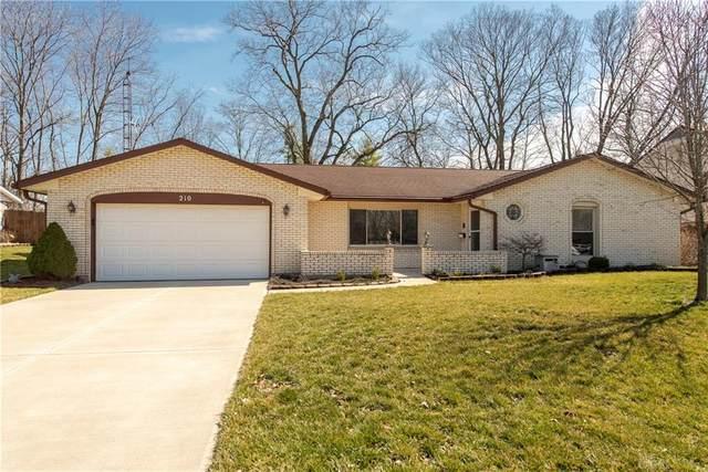 210 Fairway Drive, Springboro, OH 45066 (MLS #835336) :: The Swick Real Estate Group