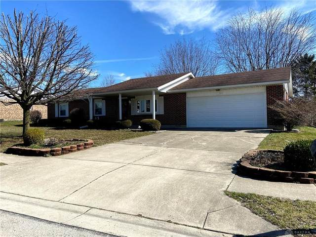 203 S Melvin Eley Avenue, Union City, OH 45390 (MLS #835380) :: The Swick Real Estate Group