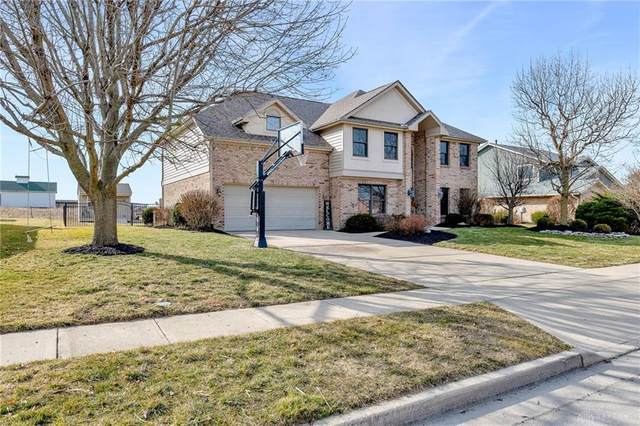 107 Old Carriage Drive, Englewood, OH 45322 (MLS #835418) :: The Westheimer Group