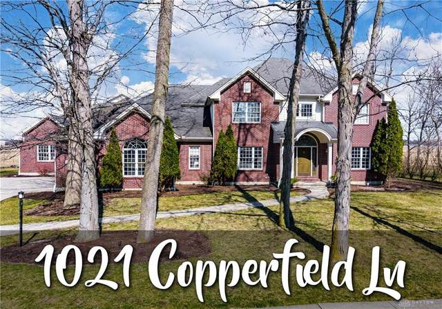 1021 Copperfield Lane, Tipp City, OH 45371 (MLS #835557) :: The Swick Real Estate Group