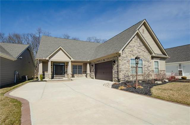 1368 Bourdeaux Way, Clearcreek Twp, OH 45458 (MLS #835571) :: The Westheimer Group