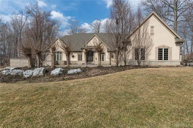 1533 Country Wood Drive, Sugarcreek Township, OH 45440 (MLS #835582) :: The Westheimer Group